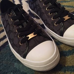 COACH Empire Signature Low Top Sneakers